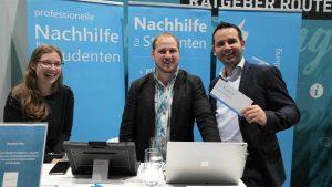 Student-Sky auf der Bachelor Messe in Köln