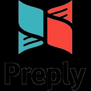 Preply logo